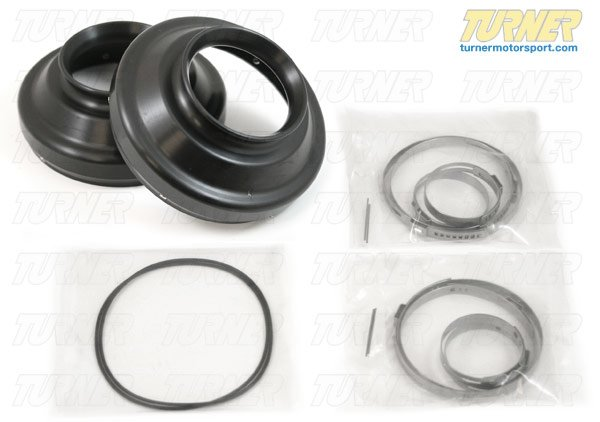 T#1966 - TDR4628CVJ - E46 M3 Outer CV Boot Housing Rebuild Kit - Turner Motorsport - BMW