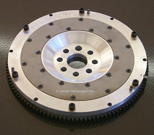 T#3771 - 520-010-240 - E36 M3, MZ3 JB Racing Lightweight Aluminum Flywheel - JB Racing - BMW