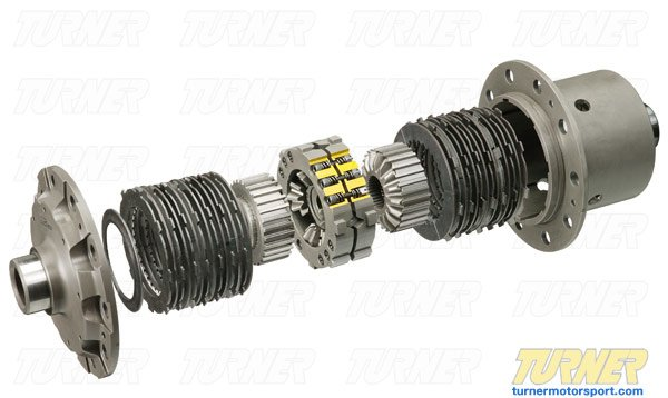 T#1387 - BM237-HA - E46 M3, E39 M5, E34 M5, Z4 M OS Giken Super Lock Limited Slip Differential Unit - OS Giken - BMW