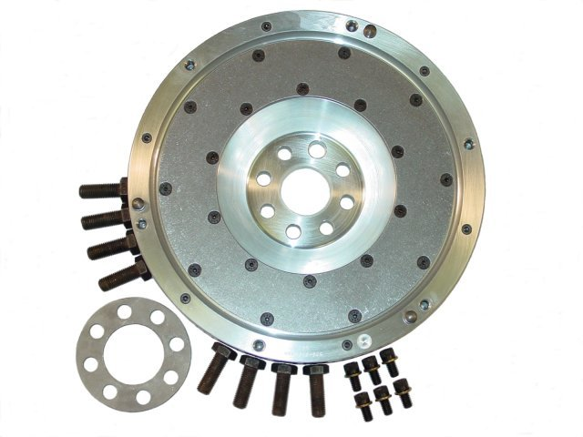 T#3770 - 520-080-240 - E24 633/635CSi/M6, E28 535i/M5 JB Racing Lightweight Aluminum Flywheel - JB Racing - BMW