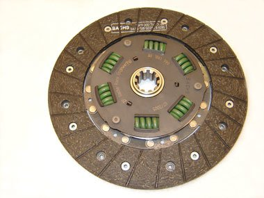 T#2399 - 520-010S-S873PBG - E46 325/330 6-speed, Z4 HD Clutch and Flywheel Kit - JB Racing -