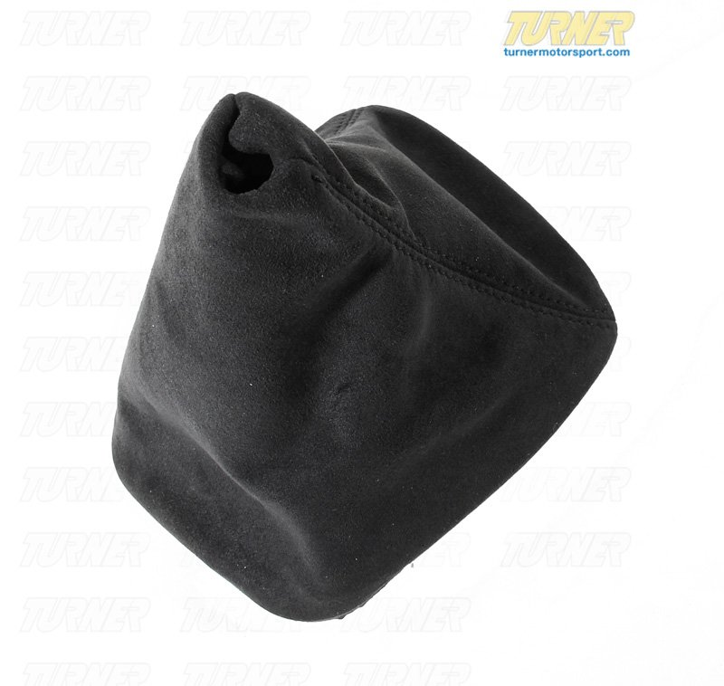 T#12692 - 25117919219 - Genuine BMW Gearshift Gear Lever Cover 25117919219 - Genuine BMW -