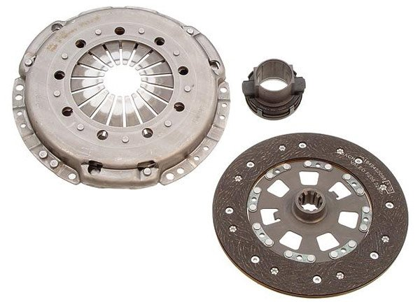 T#5221 - 21207546375 - Clutch Kit - E60 545i, E63 645ci - Genuine BMW - BMW