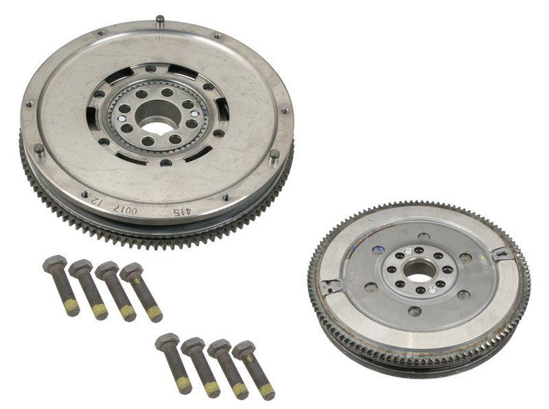T#21749 - 21211223593 - Genuine BMW Twin Mass Flywheel D=228mm - 21211223593 - E34,E36 - Genuine BMW - BMW
