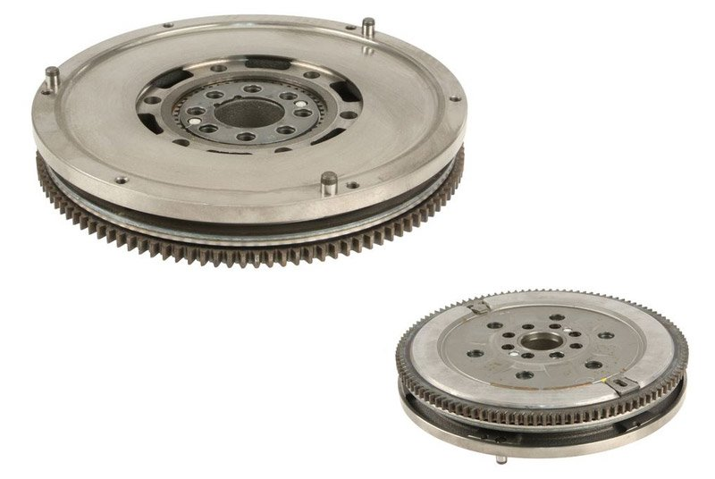 T#13218 - 21212227820 - Dual Mass Flywheel - E36 M3 95 (Genuine BMW) - Genuine BMW - BMW