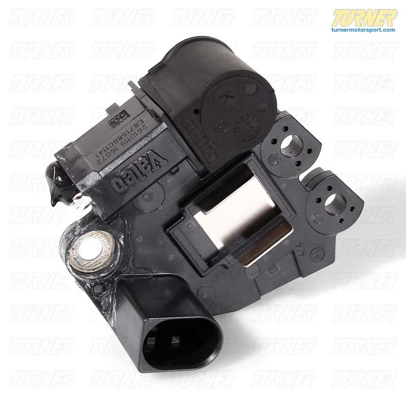 T#21713 - 12318510092 - Genuine BMW Voltage Regulator - E60 M5, E63 M6, E90 335d - Genuine BMW - BMW