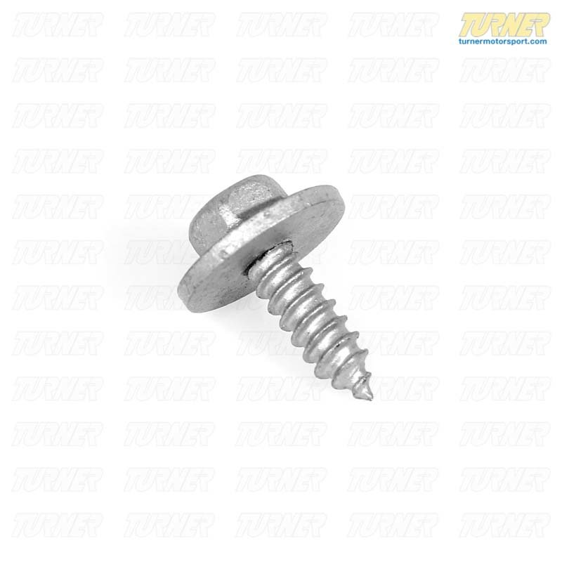T#6377 - 07119901299 - Genuine BMW Hex Head Screw 07119901299 - Genuine BMW -