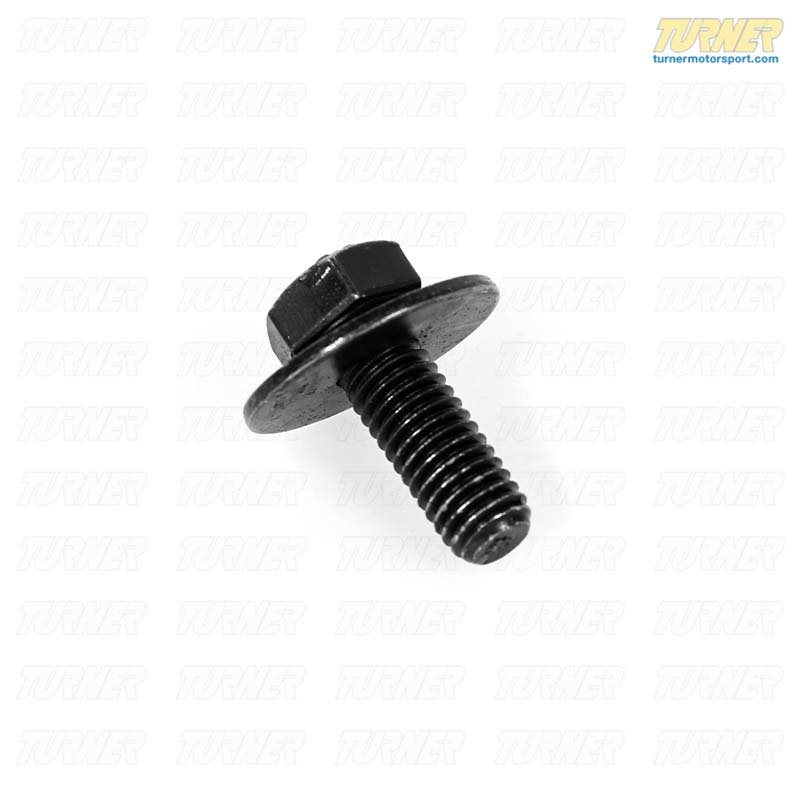 T#6384 - 07119902932 - Genuine BMW Hex Bolt 07119902932 - Genuine BMW -