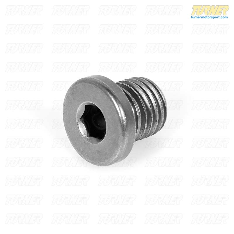 T#6394 - 07119904550 - Genuine BMW Screw Plug 07119904550 - Genuine BMW -