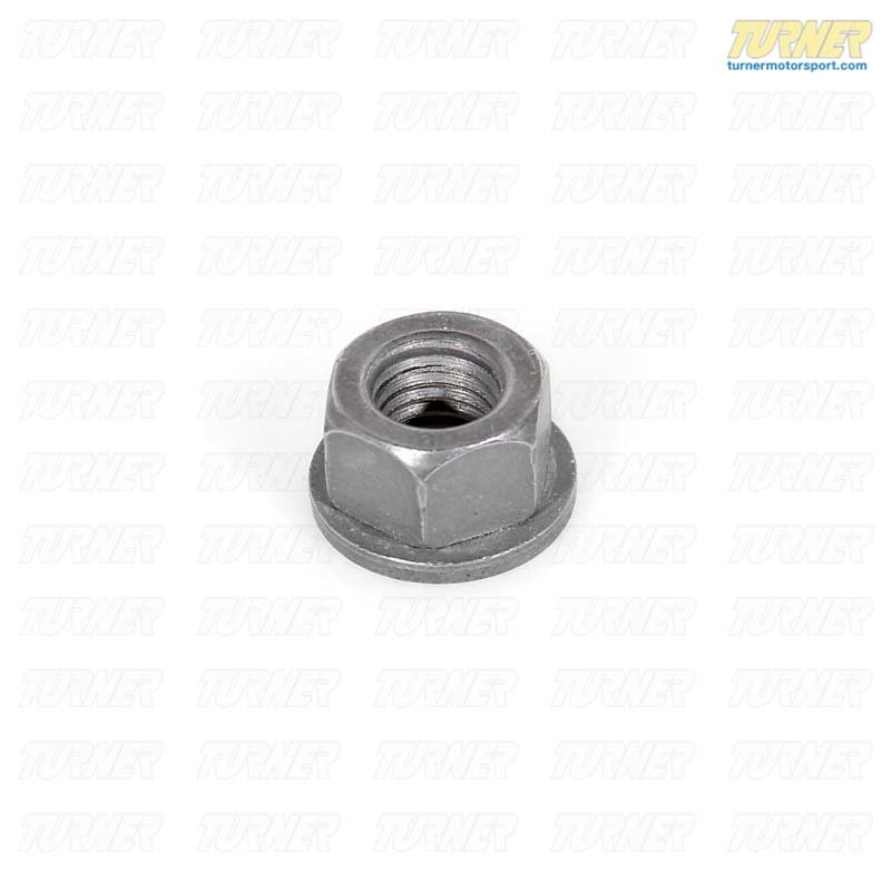 T#28904 - 07129905541 - Genuine BMW Hex Nut With Plate - 07129905541 - Genuine BMW -