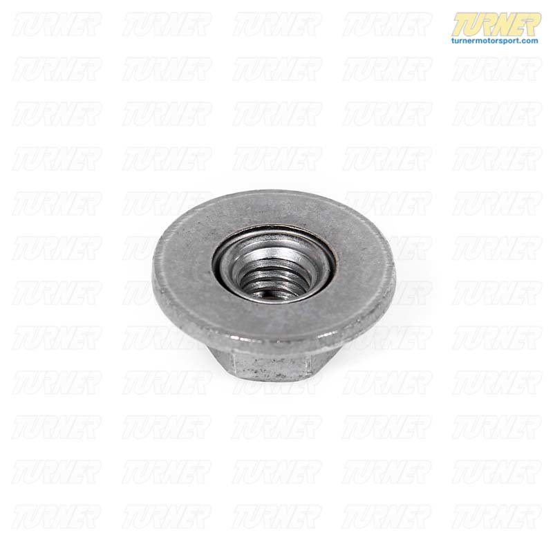 T#29412 - 07146986935 - Genuine BMW Hex Nut Wiht Flange - 07146986935 - Genuine BMW -