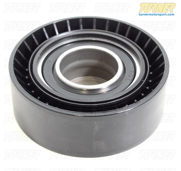 T#2045 - 11281748131 - Tensioner Pulley for Main Drive Belt (Water Pump/Alternator/Power Steering) - Ina - BMW