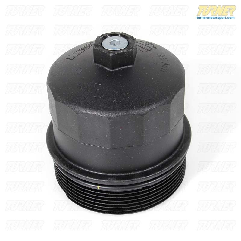 11427521353 Oil Filter Housing Cap E60 E63 E65 E53 E70