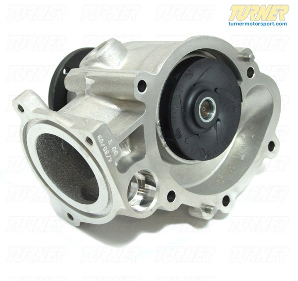 T#2746 - 11517838135 - Water Pump - Z3, Z4 M Roadster Z3 M Coupe with S54 engine - Genuine BMW - BMW