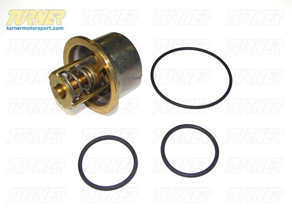 T#2303 - 11531318274-K - Thermostat With O-Rings - E46 M3, MZ3, Z4 M - Genuine BMW - BMW