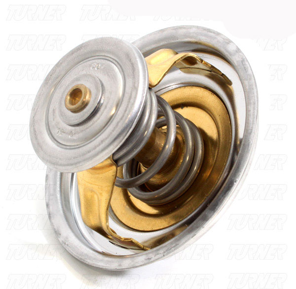 T#2199 - 11531713040 - Thermostat - 80 Degree - E24, E28, E30, E32, E34, E36, E39, Z3 - Mahle-Behr - BMW