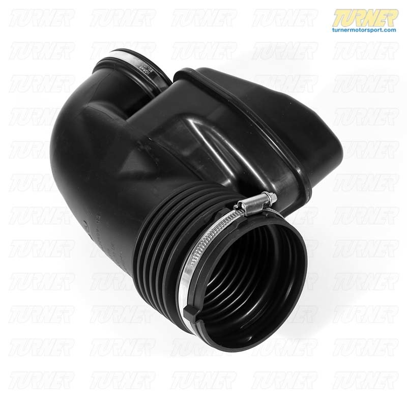 T#43080 - 13713422609 - Intake Boot - From Air Box To Throttle Housing - E83 X3 3.0si N52 - Genuine BMW - BMW