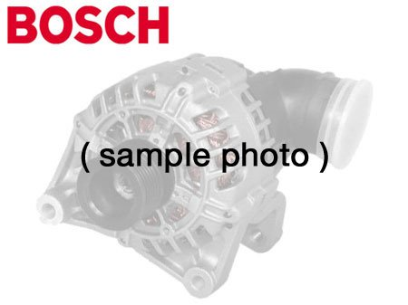 T#224857 - AL0154X - Bosch Alternator - E34 525i 1989-1990 (M20 Engine) - 140 amp - Bosch -