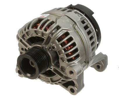 T#5773 - AL0816X - Bosch Alternator - 120 Amp - E46, Z4 2001-2005 (with factory Bosch alternator and oval plug) - CoreCharge -