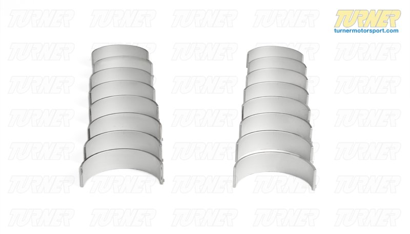 T#340427 - TMS222796 - E9X M3 Rod Bearing Set - Packaged by Turner - BMW