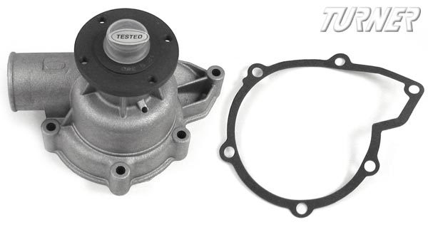 T#3452 - 11519070761 - Water Pump - E12 E28 E24 E23 E34 E32  with M30 6 cylinder - Graf - BMW