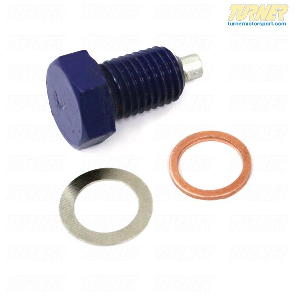 T#1798 - TMS1798 - Magnetic Oil Drain Plug for Most BMWs - MTC - BMW