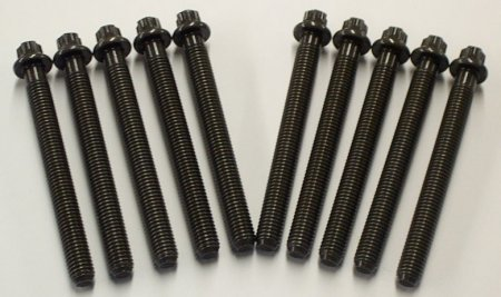 T#25748 - 11127831862 - Head Bolt Set - S54 - E46 M3, MZ3 S54, Z4 M - Victor Reinz - BMW