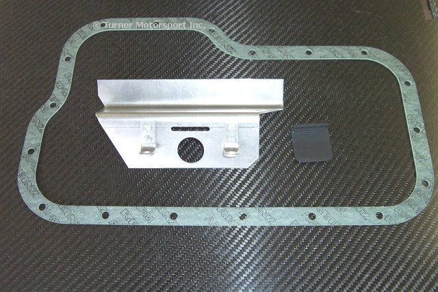 T#808 - TEN3031B30-Group - E30 M3 Turner Motorsport Oil Pan Baffle Kit - Turner Motorsport - BMW