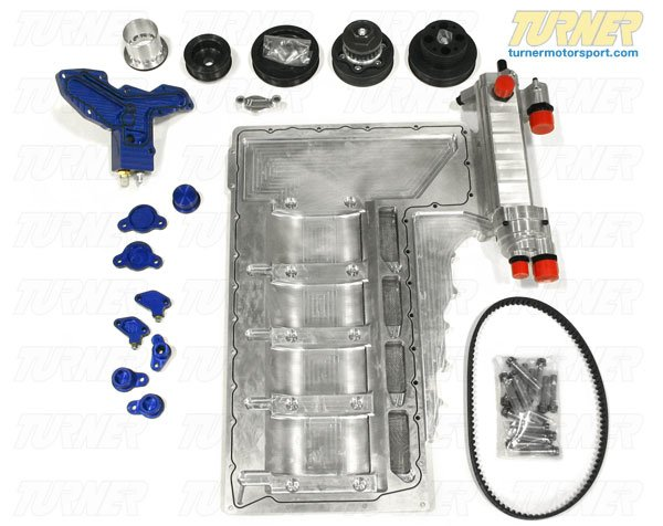 T#1432 - TMS1432 - E9X M3 Racing Dry Sump Oil Kit - Turner Motorsport - BMW