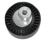 T#1626 - 11281748130 - OEM INA Upper Idler Pulley for Main Drive Belt (Water Pump/Alternator/Power Steering) - Ina - BMW