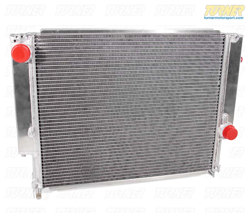 T#1810 - FHP13-92E36 - E36 Fluidyne/Turner 44mm Aluminum Radiator Upgrade - Turner Motorsport - BMW