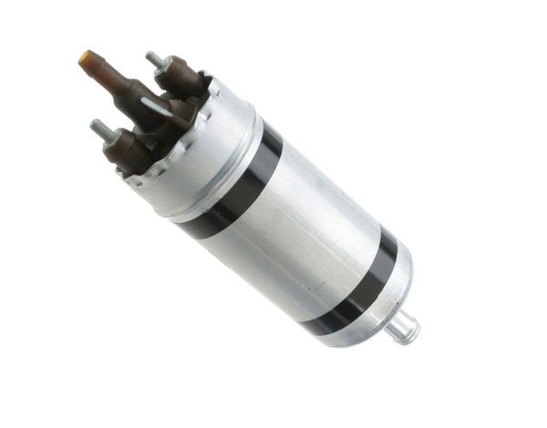 T#2787 - 16141179232 - In Line Fuel Pump - E12 E23 E24 E28 E30 - Bosch - BMW