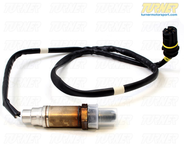 T#2675 - 11781406622 - E46 M3 Z3M Z4M Oxygen Sensor - Cyl. 4-6 - after Catalytic Converter - Bosch - BMW