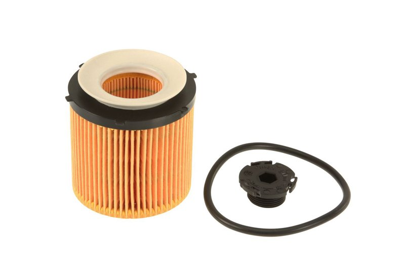T#19147 - 11427634291 - Oil Filter Kit - N20 Engine - E89 Z4, F10 528i, F30 328i - Genuine BMW - BMW