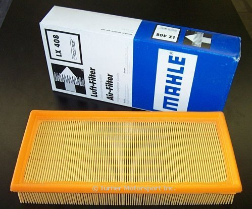 T#4000 - 13721707021 - OEM Air Filter - E32 735i, E34 535i - Febi - BMW