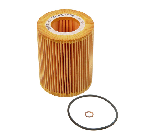 T#3801 - 11421427908 - OEM Oil Filter - E36 E46 E39 E60 X3 X5 Z3 Z4 - M52 M54 engine - Mann - BMW