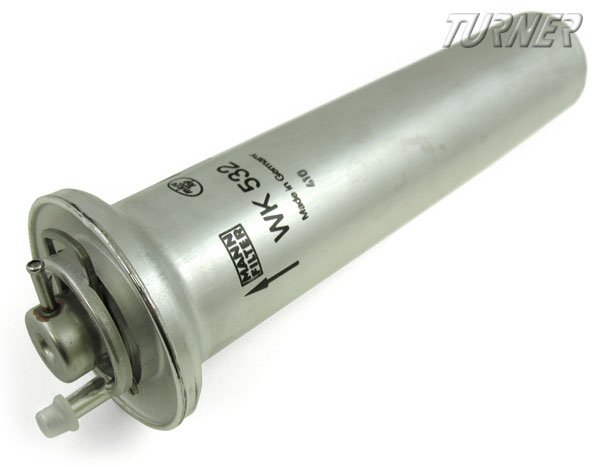 T#1295 - 13321709535 - Fuel Filter - E38, E39, X5 (1999+) - Mann - BMW