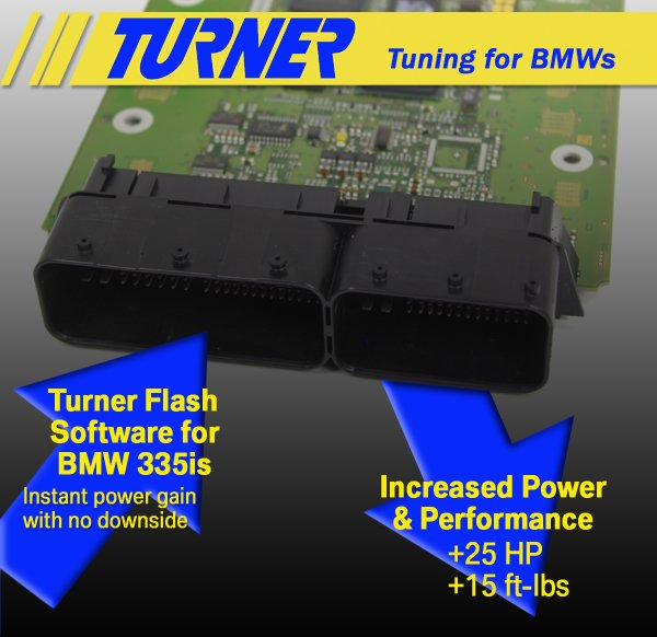 T#11519 - AN55-335 - Turner Performance Software for E9X 335i (N55 Engine) - Active Autowerke -