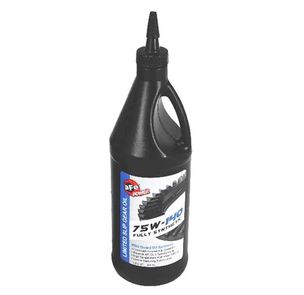 T#214357 - 90-20101 - aFe 75W-140 Differential Gear Oil - AFE - BMW MINI