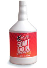 T#1228 - 1-MT50WT-Q - Red Line 50 WT SAE (15W-50) Race Engine Oil - Redline -