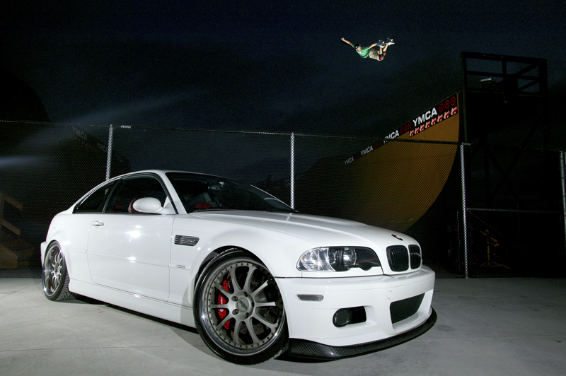 Get your E46 in the Turner Motorsport 2013 Calender