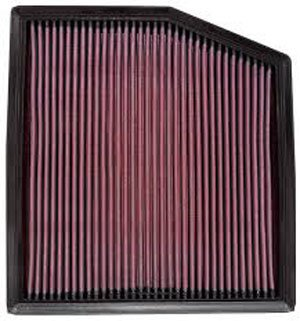T#5641 - 33-2458 - K&N High-Flow Air Filter - E9X 335i/xi E82 135i with N55 engine - 2011+ - K&N - BMW