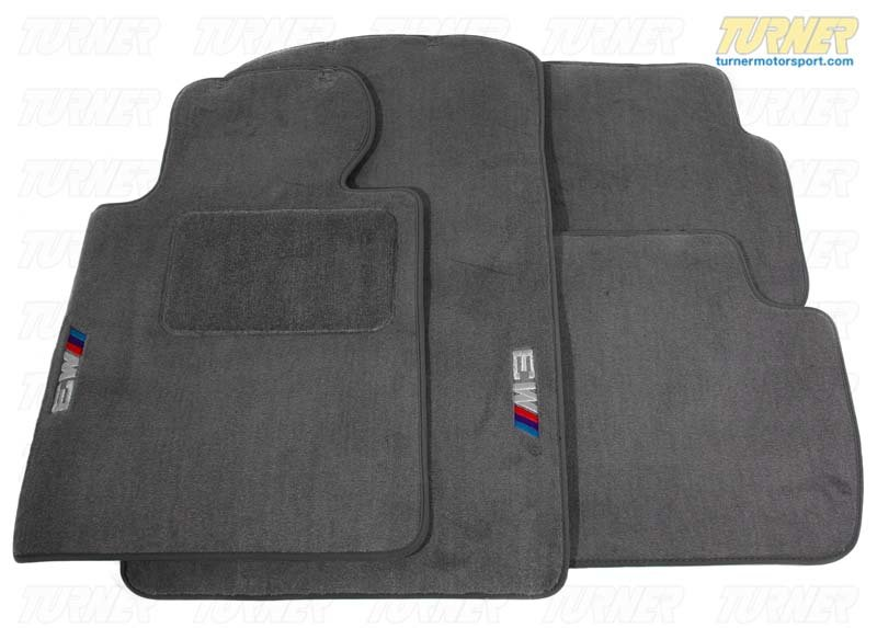 T#24799 - 82110029322 - Genuine BMW Floormat - 82110029322 - Genuine BMW -