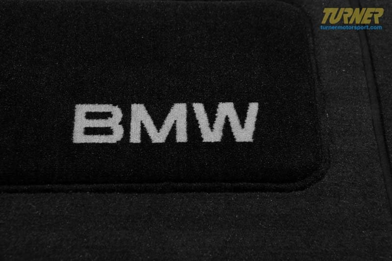 T#20484 - 82111469759 - Genuine BMW Floor Mat 82111469759 - Genuine BMW -