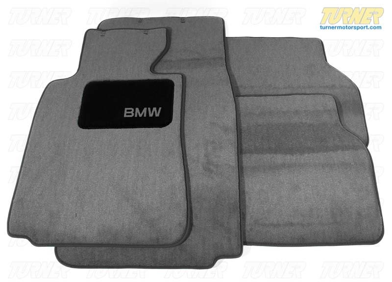 T#24888 - 82111469761 - Genuine BMW Floormat - 82111469761 - Genuine BMW -