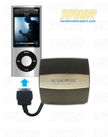 T#2411 - E36-IPOD-ADAPTOR - DICE BMW iPod / iPhone Integration Kit - E36 3 series 1996-99 - Dice Electronics -