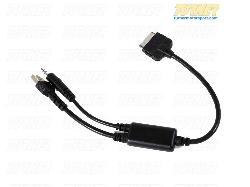 T#12391 - 61122338491 - Genuine BMW iPod/iPhone Cable Adaptor  - Genuine BMW - BMW