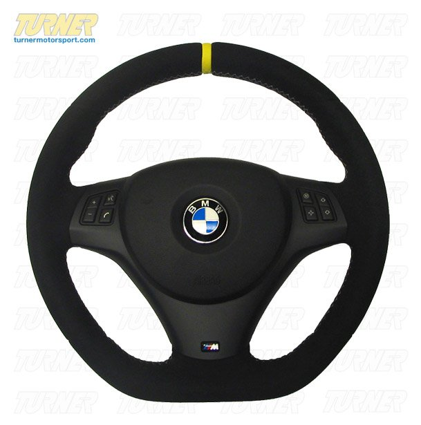 32302157307 E9x Bmw Performance Rennsport Steering Wheel