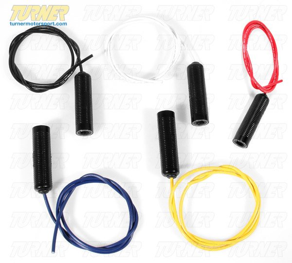 T#176975 - TMS176975 - Color-Coded MyLaps / Grand-Am Driver ID Plugs - Turner Motorsport -