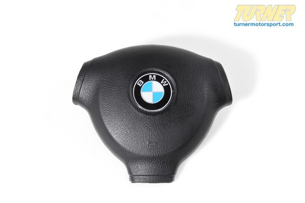 T#13429 - 32332226656 - Genuine BMW Steering Horn Button Schwarz 32332226656 - Genuine BMW -
